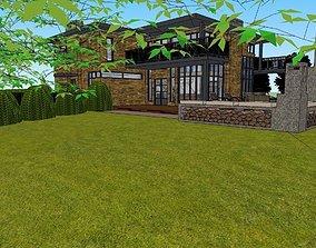 3D model DREAM HOUSE biscayne