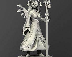 3D print model Fantasy Crystal Fairy