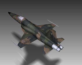 F-5E Tiger Brazil 3D model