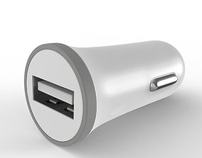 usb charger-1 port 3D