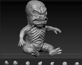 Alien lizard serie v 3D printable model
