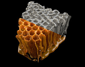 3D Honeycombs