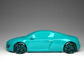Car Audi 3D model