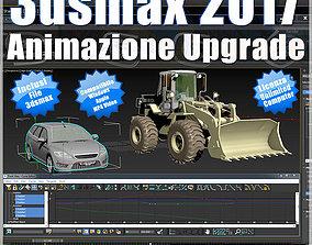 animated 3ds max 2017 Animazione Upgrade vol 65 MP4