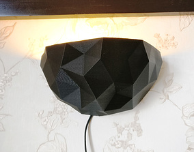 Modern wall light 3D printable model