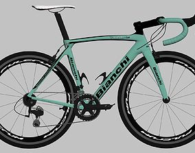 Bianchi Oltre XR4 roadbike 3D