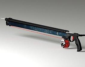 Speargun 3D model