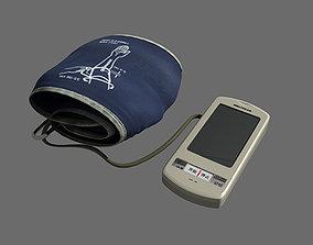 3D model blood pressure meter