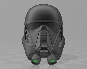 3D print model Star Wars Rogue One Death Trooper