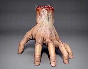 3D model Severed hand