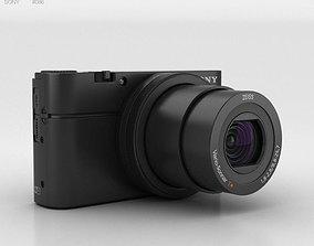 Sony Cyber-shot DSC-RX100 III 3D
