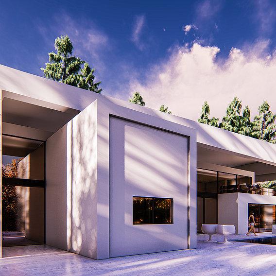 Modern House 08