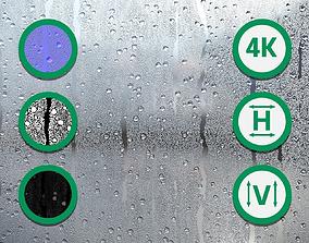 Raindrops Texture 3D model