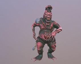 3D model Frogbire Monster