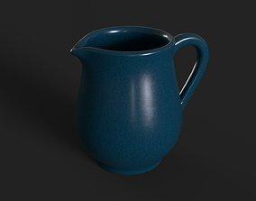 Pitcher cup 3D model