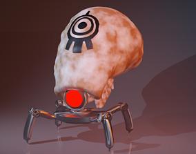 Code Lyoko Monster 3D model