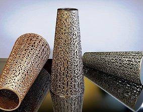 3D printable model Steel lace style Voronoi