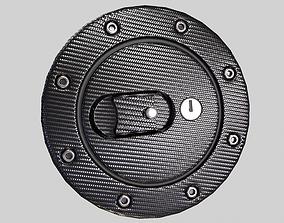 3D asset Fuel cap