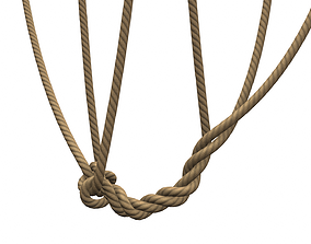 Rope Wire 3D