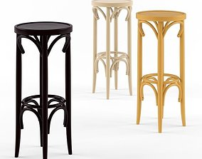 3D Vienna bar stool