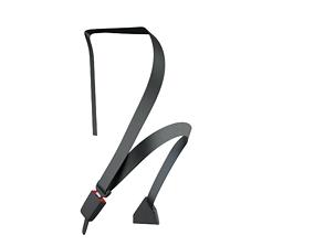 3D asset Seatbelt