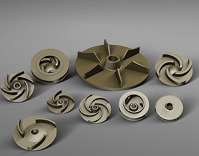 system 3D Pump Impeller