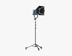 3D model Arri Daylight M-Series M8