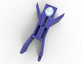 Knife stand 3D print model