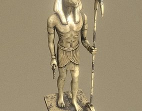 3D asset Anubis