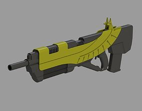 Destiny 2 Vigilance Wing 3D printable model