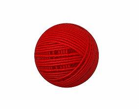 3D asset Ball of Yarn