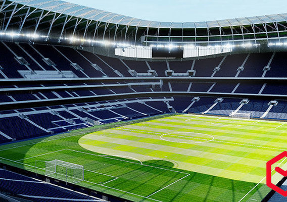 New White Hart Lane - Tottenham Hotspur - London