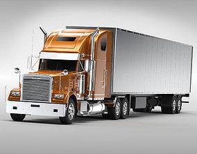 Freightliner Classic XL 3D model