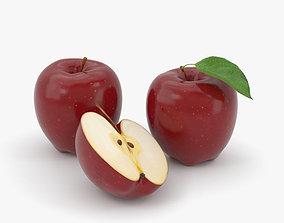 3D model Red Apple pumila