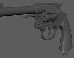 3D model Colt 1917 Army DA 45acp
