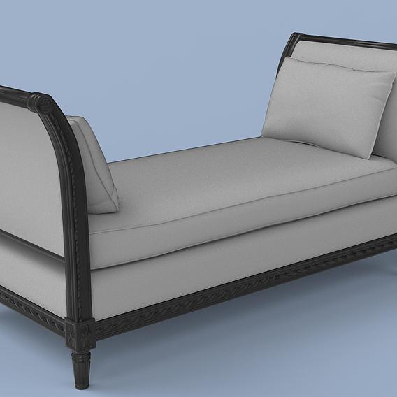 Cushion Bench