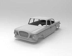 Studebaker Lark 1959 Body for 3D Print Model