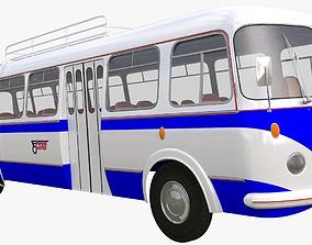 Skoda 706 RTO vehicle 3D