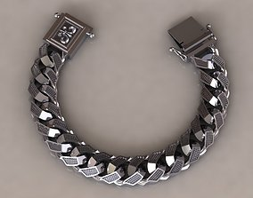 3D printable model Chain Bracelets 14