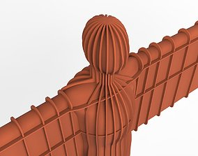 3D model Angel of the North - printable