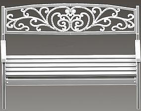 bench 3D print model