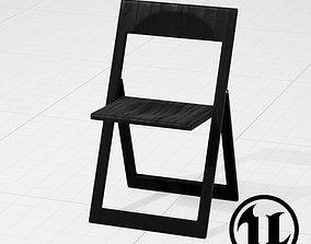 3D model Magis Aviva Chair UE4