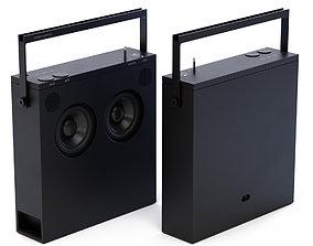 Teenage Engineering OB-4 Radio 3D