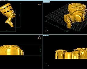 kingtut 3D print model
