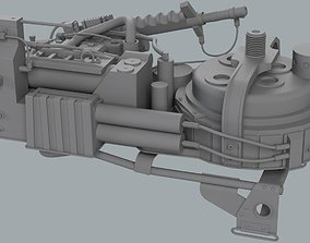 3D print model Ghostbusters Proton Pack Scalable