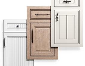 3D Cabinet Doors Set 12