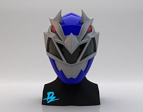 Mask Kishiryu Sentai Blue 3D printable model