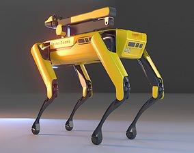 3D Spot Robot With Arm
