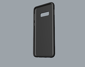 3D printable model Samsung Galaxy S10e black rubber case
