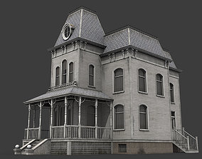 3D asset realtime Haunted House